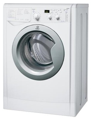 Characteristics, Photo Washing Machine Indesit IWSD 5125 SL