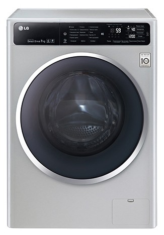 Characteristics, Photo Washing Machine LG F-12U1HBN4