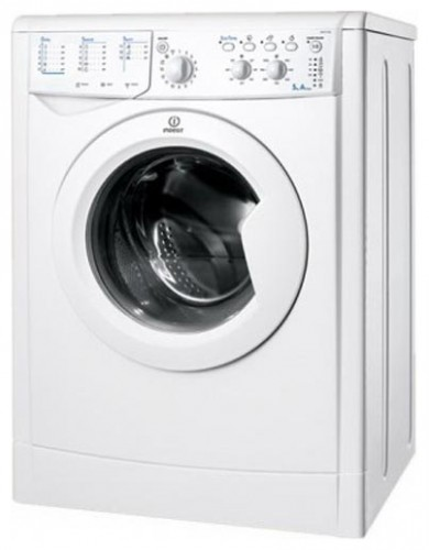 Characteristics, Photo Washing Machine Indesit IWSC 5085