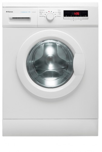 Characteristics, Photo Washing Machine Hansa AWS610DH