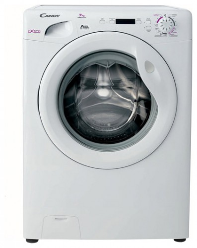 Characteristics, Photo Washing Machine Candy GC 1072 D