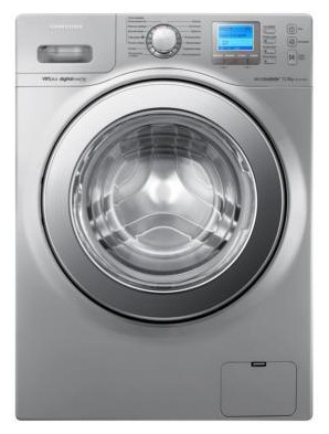 Characteristics, Photo Washing Machine Samsung WFM124ZAU