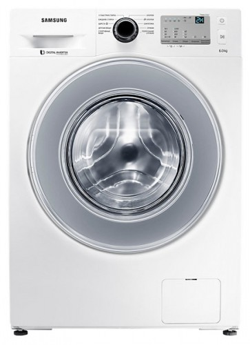 Characteristics, Photo Washing Machine Samsung WW60J3243NW