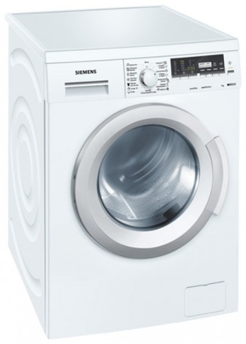 Characteristics, Photo Washing Machine Siemens WM 14Q470 DN