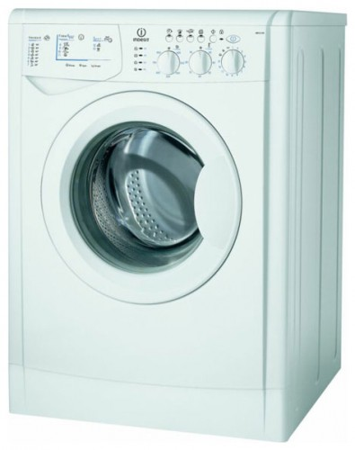 Characteristics, Photo Washing Machine Indesit WIXL 85