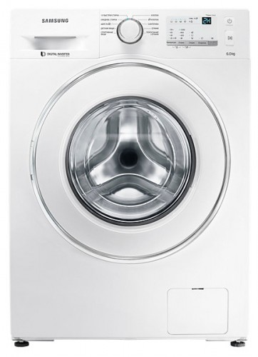Characteristics, Photo Washing Machine Samsung WW60J3247JW