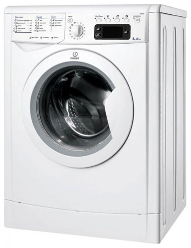 Characteristics, Photo Washing Machine Indesit IWE 6105