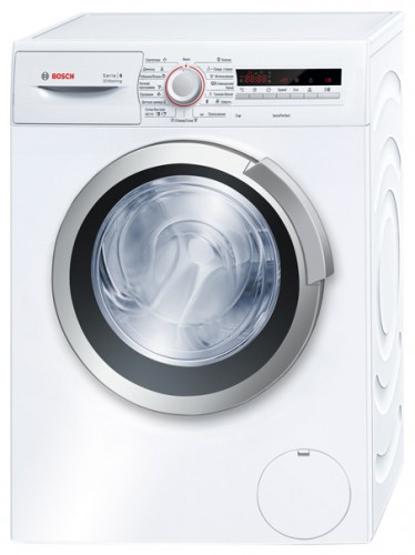 Characteristics, Photo Washing Machine Bosch WLK 20271
