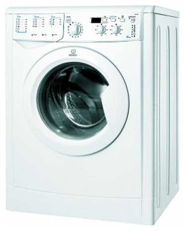 Characteristics, Photo Washing Machine Indesit IWD 6085