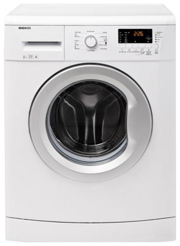Characteristics, Photo Washing Machine BEKO WKB 61031 PTYA