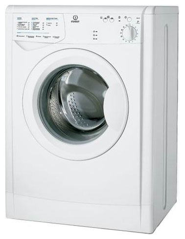 Characteristics, Photo Washing Machine Indesit WIU 100