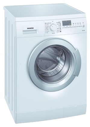 Characteristics, Photo Washing Machine Siemens WS 12X362