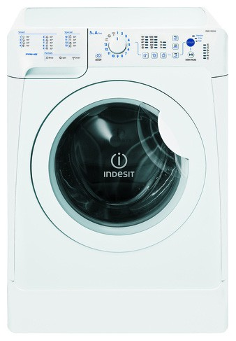 Characteristics, Photo Washing Machine Indesit PWC 8128 W