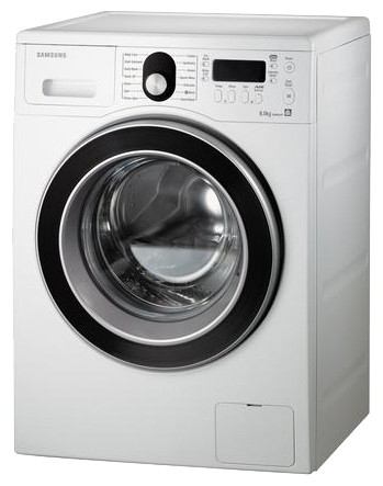 Characteristics, Photo Washing Machine Samsung WF8692FEA