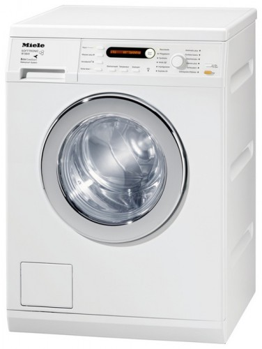 Characteristics, Photo Washing Machine Miele W 5841 WPS EcoComfort