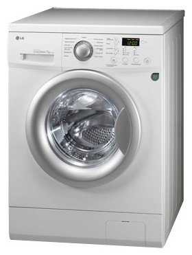 Characteristics, Photo Washing Machine LG F-1256QD1