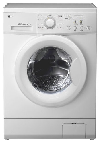 Characteristics, Photo Washing Machine LG F-1088LD