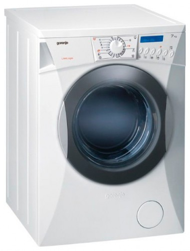 Characteristics, Photo Washing Machine Gorenje WA 74124