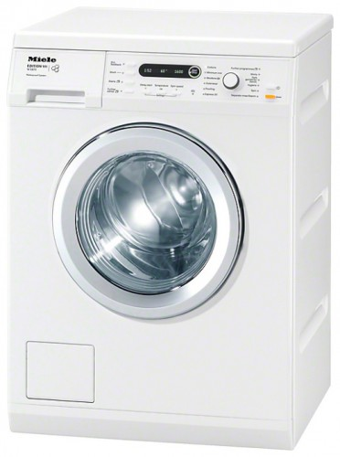 Characteristics, Photo Washing Machine Miele W 5877 WPS