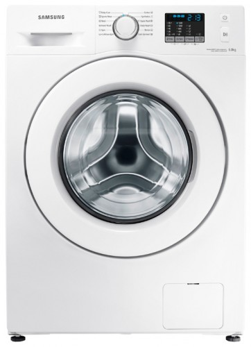 Characteristics, Photo Washing Machine Samsung WF60F4E0N2W