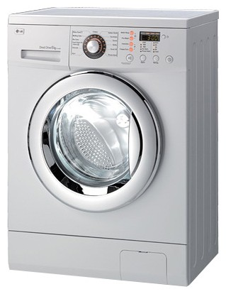 Characteristics, Photo Washing Machine LG F-1222ND5