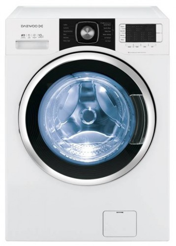 Characteristics, Photo Washing Machine Daewoo Electronics DWD-LD1432