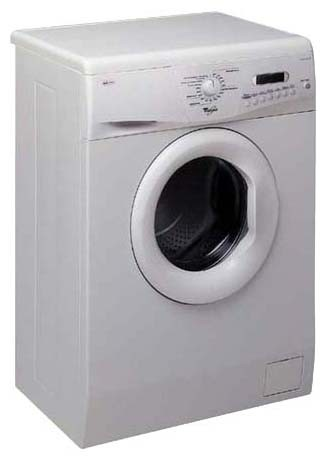 Characteristics, Photo Washing Machine Whirlpool AWG 310 E