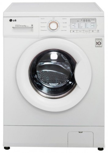 Characteristics, Photo Washing Machine LG F-12B9LD