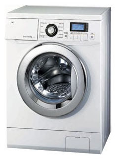 Characteristics, Photo Washing Machine LG F-1212ND