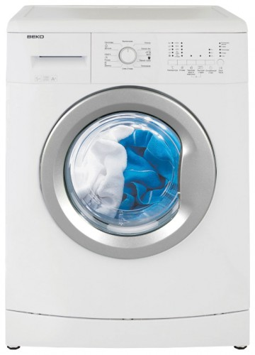 Characteristics, Photo Washing Machine BEKO WKB 51021 PTMA