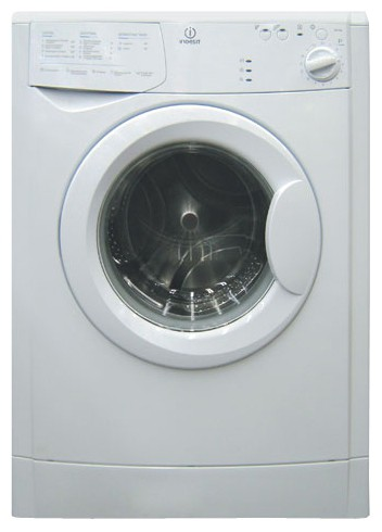 Characteristics, Photo Washing Machine Indesit WISN 100