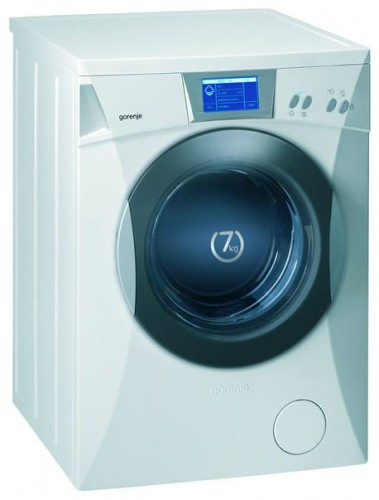 Characteristics, Photo Washing Machine Gorenje WA 75185
