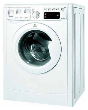 Characteristics, Photo Washing Machine Indesit IWSE 6108