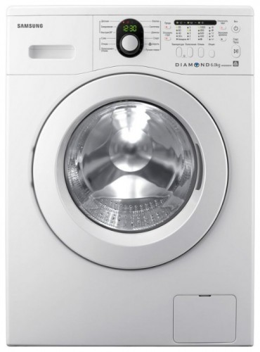 Characteristics, Photo Washing Machine Samsung WF8590NFJ