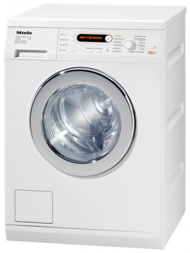 Characteristics, Photo Washing Machine Miele W 5741 WCS