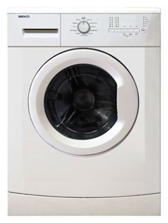 Characteristics, Photo Washing Machine BEKO WMB 61421 M