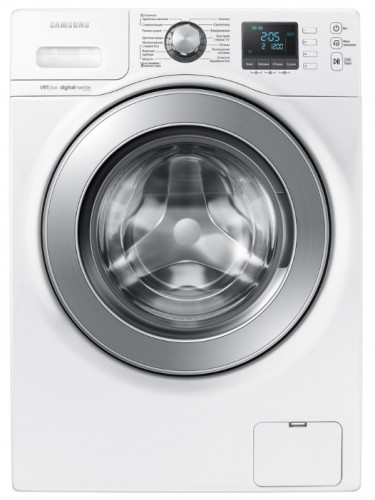 Characteristics, Photo Washing Machine Samsung WD806U2GAWQ