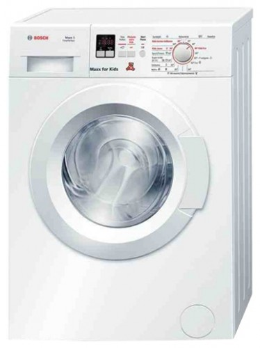 Characteristics, Photo Washing Machine Bosch WLX 2017 K