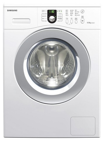 Characteristics, Photo Washing Machine Samsung WF8500NH