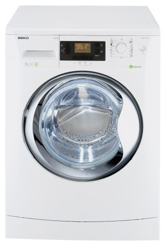 Characteristics, Photo Washing Machine BEKO WMB 91242 LC