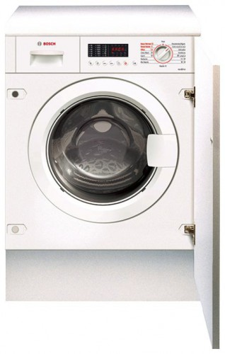 Characteristics, Photo Washing Machine Bosch WKD 28540