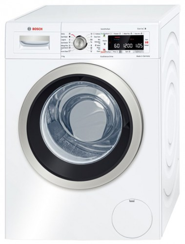 Characteristics, Photo Washing Machine Bosch WAW 32540