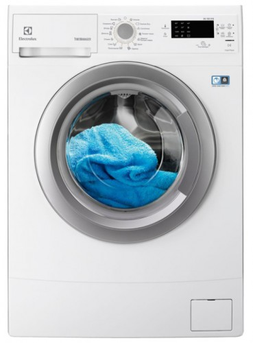 Characteristics, Photo Washing Machine Electrolux EWS 1264 SAU