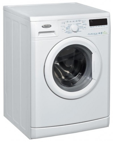 Characteristics, Photo Washing Machine Whirlpool AWO/C 81200