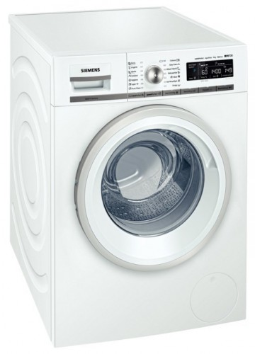 Characteristics, Photo Washing Machine Siemens WM 16W540