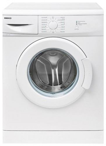 Characteristics, Photo Washing Machine BEKO WKN 50811 M