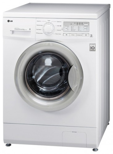 Characteristics, Photo Washing Machine LG M-10B9SD1