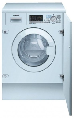 Characteristics, Photo Washing Machine Siemens WK 14D540