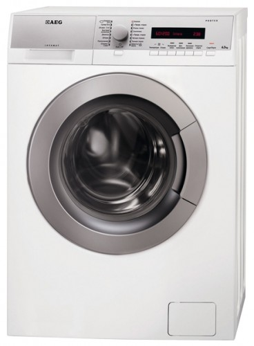 Characteristics, Photo Washing Machine AEG AMS 8000 I