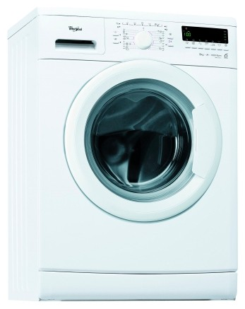 Characteristics, Photo Washing Machine Whirlpool AWS 51011